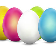 Easter Eggs Festive Elements Royalty Free Stock Photo