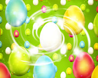 Easter Eggs Festive Royalty Free Stock Photo