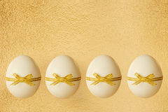 The easter eggs. Royalty Free Stock Photo