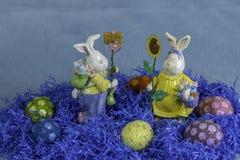 Easter Eggs 4 Stock Image