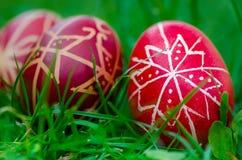 Easter eggs , Húsvéti tojás Stock Photo