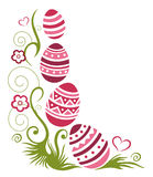 Easter, eggs Stock Photography