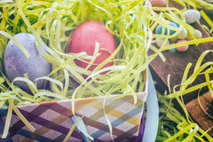 Easter Eggs 2 Stock Image