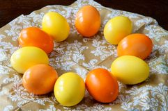 Easter Eggs I Royalty Free Stock Photography