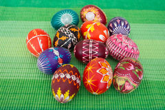 Easter eggs II. Royalty Free Stock Photo