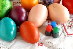 Easter eggs Royalty Free Stock Photos