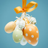 Easter Eggs Ornament Royalty Free Stock Photos