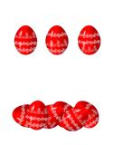 Easter eggs - cdr format Stock Photo