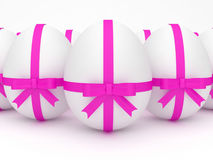 Easter Eggs Represents Background Backdrop And Abstract Royalty Free Stock Photo
