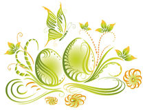 Easter eggs, spring Royalty Free Stock Photography