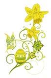 Easter eggs, spring Stock Photo