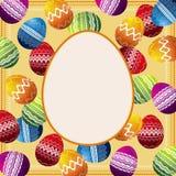 Easter eggs, vector Royalty Free Stock Photos