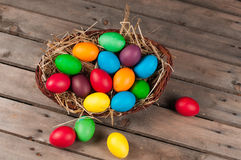 Egg hunt Royalty Free Stock Photo