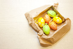 Easter eggs. Easter  Royalty Free Stock Photography
