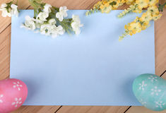 Easter Envelope Royalty Free Stock Images
