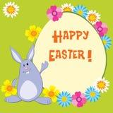 Easter feliz! Foto de Stock Royalty Free