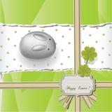 Easter feliz! Imagens de Stock