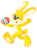Easter feliz! Fotografia de Stock