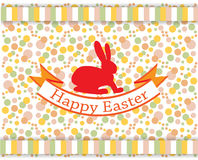 Easter feliz Imagens de Stock