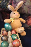 Easter feliz! Imagem de Stock Royalty Free