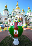 Easter Festival. The pysanky festival at Saint Sophia's Cathedral Stock Photos