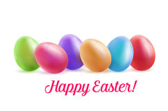 Easter festive background for greeting cards. Royalty Free Stock Images
