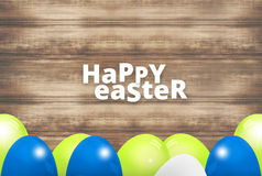 Easter Festive Easter Time. Graphic background festive design Royalty Free Stock Photos
