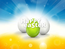 Easter Festive Easter Time. Graphic background festive design Royalty Free Stock Image