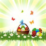 Easter festive. Royalty Free Stock Images