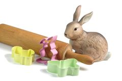 Easter figures Stock Image