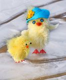Easter figurines Royalty Free Stock Images