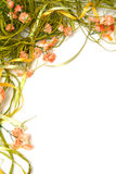 Easter floral arrangement Stock Photography