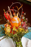 Easter flower arrangement Stock Photography