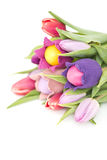 Easter flowers Stock Photography