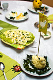 Easter food Royalty Free Stock Images