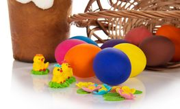 Easter food close up Stock Photos