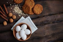 Easter food Stock Photo