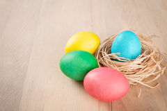 Easter four Royalty Free Stock Images