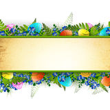 Easter Frame Royalty Free Stock Photos