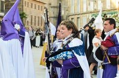 Easter in Galicia Stock Photos