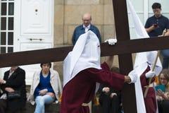 Easter in Galicia Spain Stock Photos