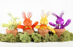 Easter Garden Royalty Free Stock Photos