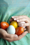 Easter ggs Stock Image