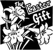 The Easter Gift Stock Photos