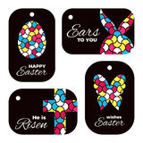 Easter gift tags Royalty Free Stock Photo