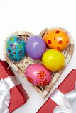 Easter gifts Stock Images