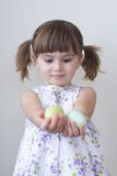 Easter Girl Royalty Free Stock Image