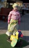 Easter Girl Royalty Free Stock Photos