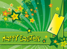 Easter Greeting Stock Images