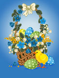 Easter greeting Stock Photo